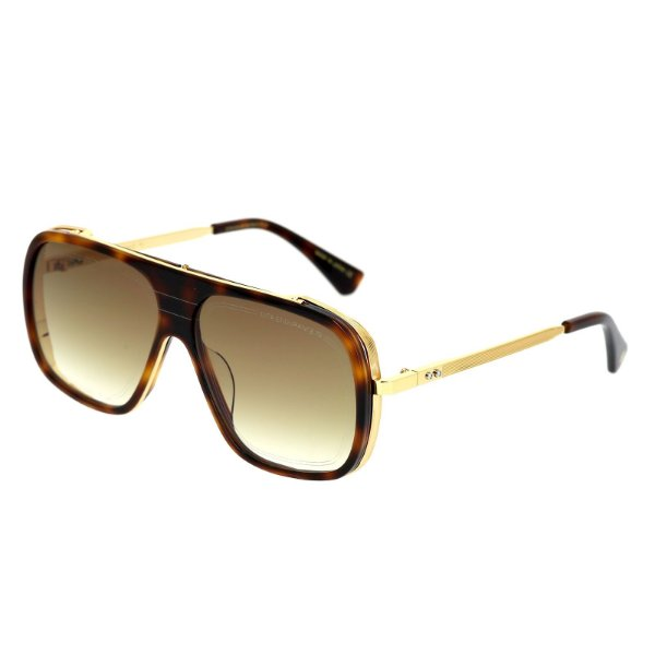 Óculos Dita DTS104-60-04//BLK-PLD