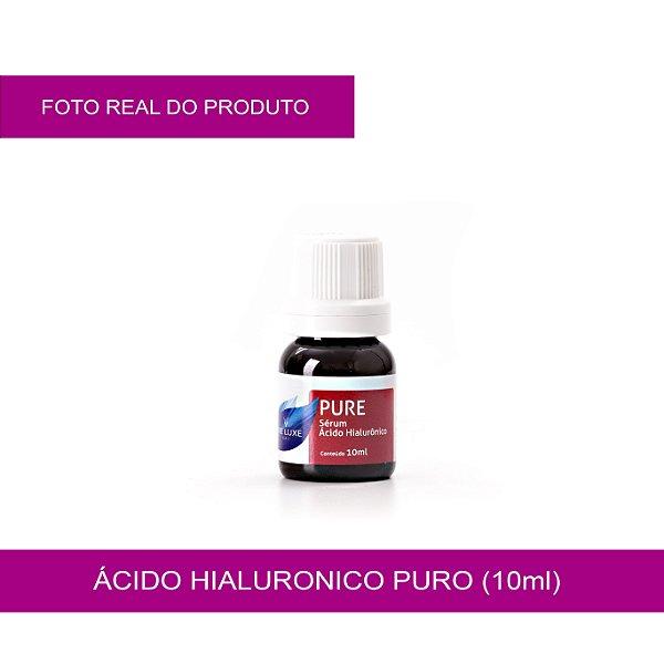 Serum de Acido Hialurônico Puro 10ML