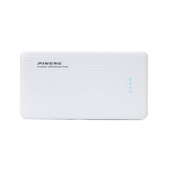 Power Bank Carregador Portátil Bateria Externa Pineng 10000mah