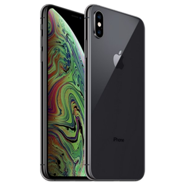 iPhone XS MAX 256GB Cinza-Espacial