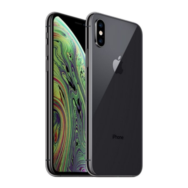 iPhone XS MAX 64GB Cinza-Espacial