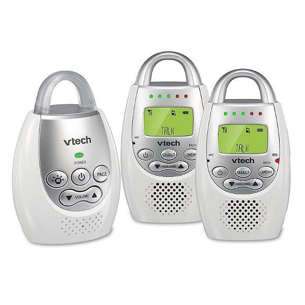 Babá Eletrônica Monitor de Áudio para Bebê Baby Vtech Dm221-2