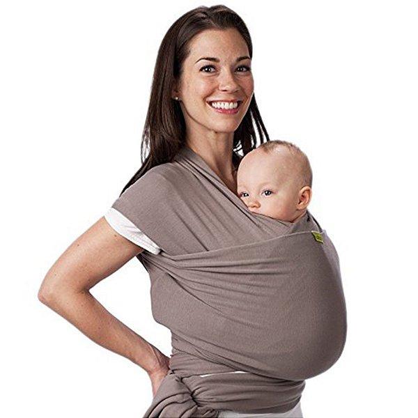 Canguru Carregador de Bebê Confortável Boba Wrap C/ Elástico