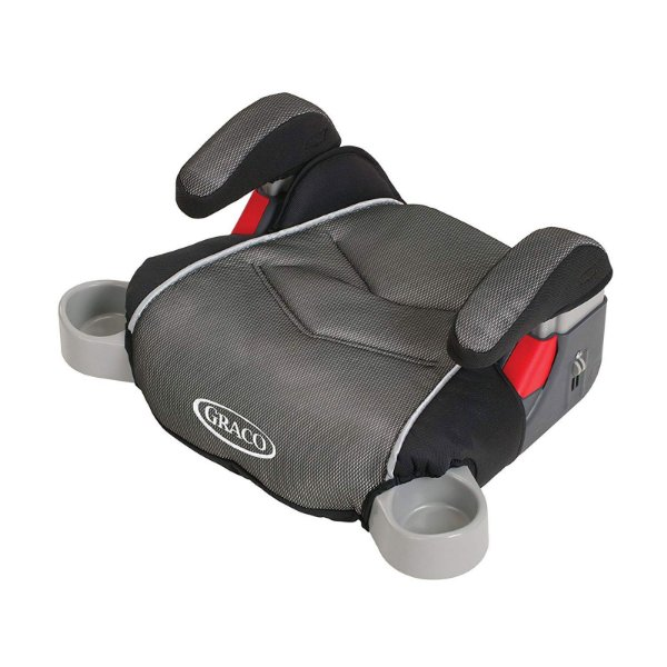 Assento de Elevação de Bebê para Carro Graco S/ Encosto Turbo Booster Até 45kg