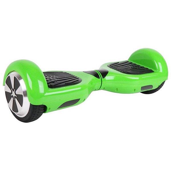"""Hoverboard Elétrico Fujilink Verde 6.5"""" - Smart Balance - Led"""