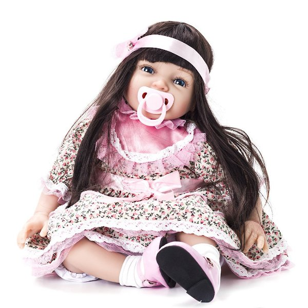Bebê Reborn Kaydora Fernanda BEBE