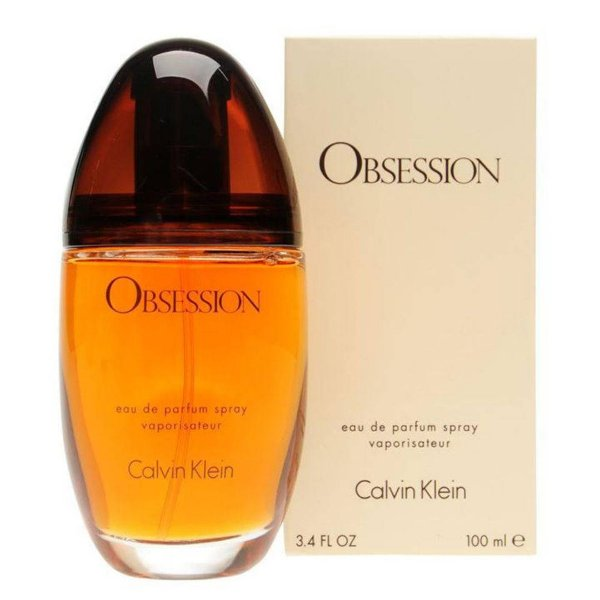 bdb22eb91 Perfume Obsession by Calvin Klein Feminino Eau de Parfum 100ml ...