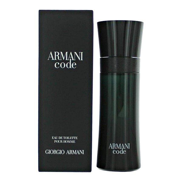 faa3a165a99 Perfume Armani Code by Giorgio Armani Masculino Eau De Toilette 75ml ...