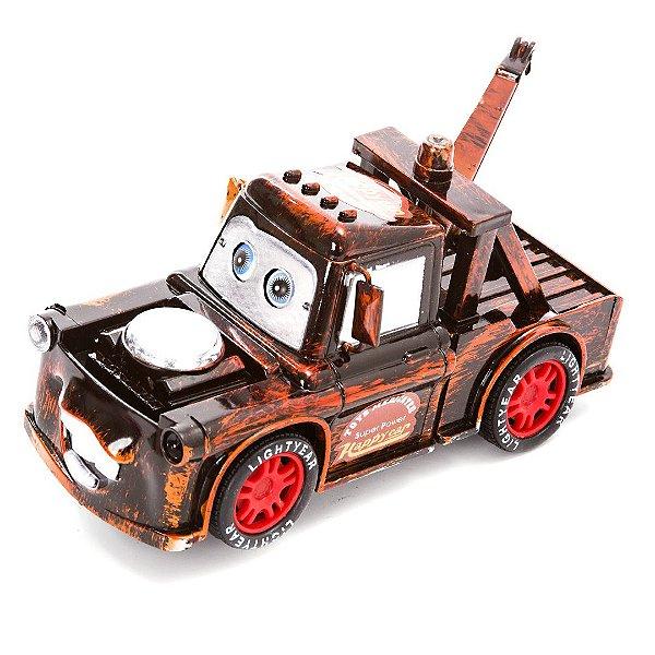 Caminhão interativo Mate do filme carros com som e luz da Mattel
