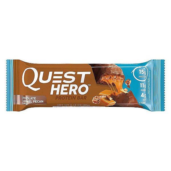 Quest Hero Chocolate Caramel Pecan