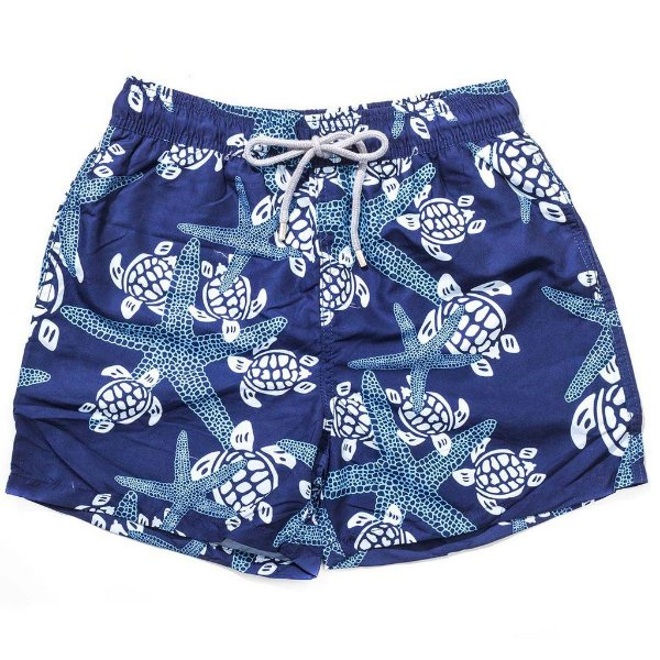 Bermuda Vilebrequin Swimwear Estrela do mar