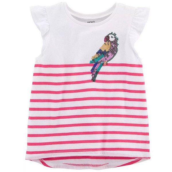 Blusa Papagaio Carter´s