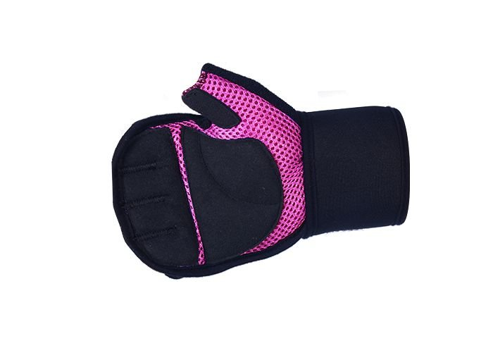 Luvas F2 Evolution Rudel Cor Pink