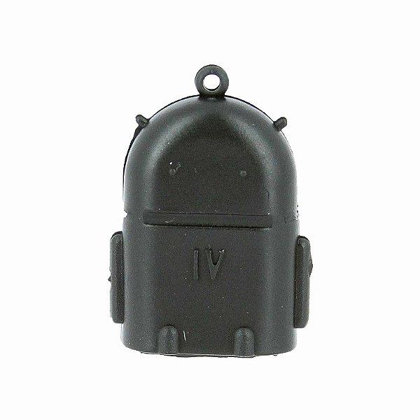 Adaptador Micro USB OTG X USB Android Preto