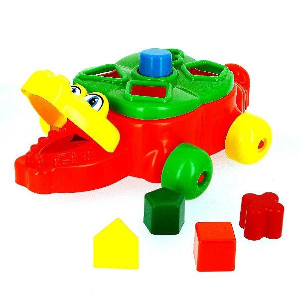 Brinquedo Jacaré Júnior - Calesita