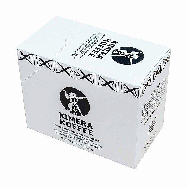 Café Moído Com Infusão de Nootrópicos Kimera Koffee Para Aumentar a Energia 340g