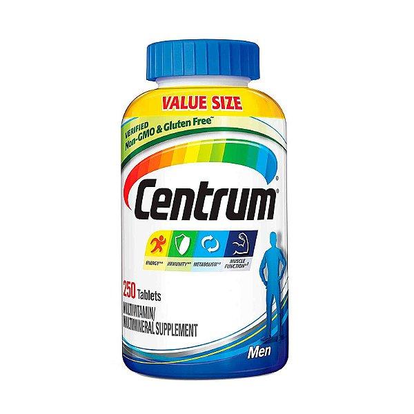 Centrum Men Para Homens 250 Comprimidos