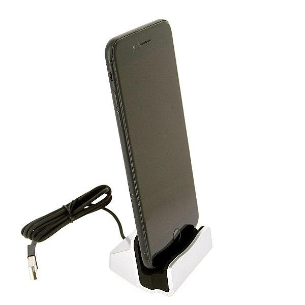 Carregador De Mesa Para Iphone iPad e iPod Sync Dock Cores Sortidas