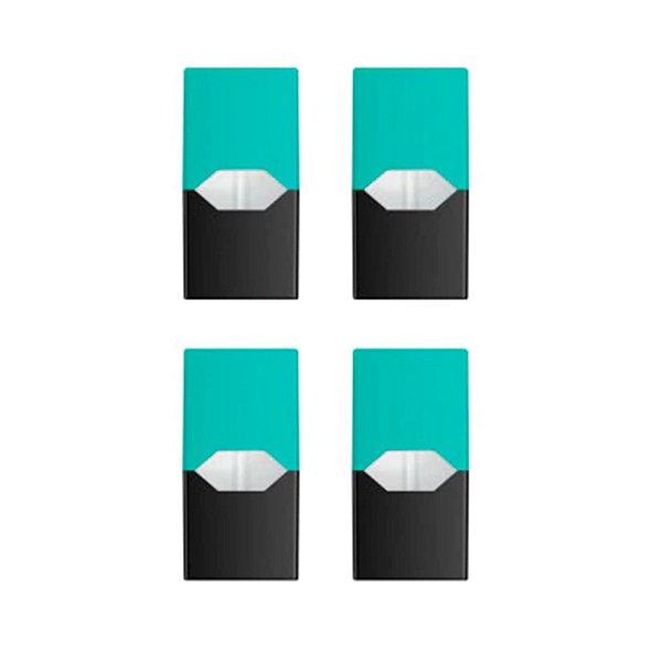 Juul Refil Mint - 4 unidades, 0,7ml