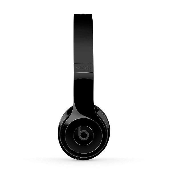 Fone Beats Solo 3 Wireless Preto 40hrs de Bateria
