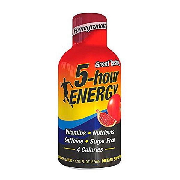 Energético Pomegranate 5 Horas de Energia