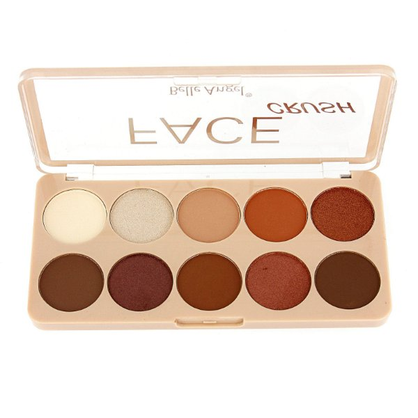 Paleta de Sombras Face Crush Belle Angel - T003