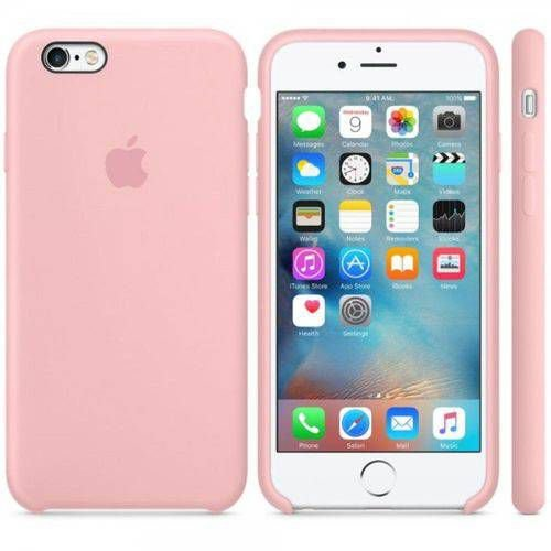 Capa Case Premium Para Apple iPhone 6 e 6s Rosa Original