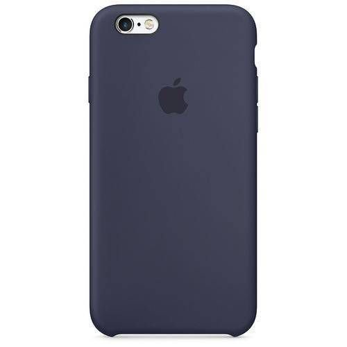 Capa iPhone 6 e 6s Silicone Case Apple Azul Marinho
