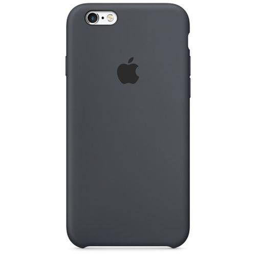 Capa para iPhone 6 e 6s Silicone Case Preto