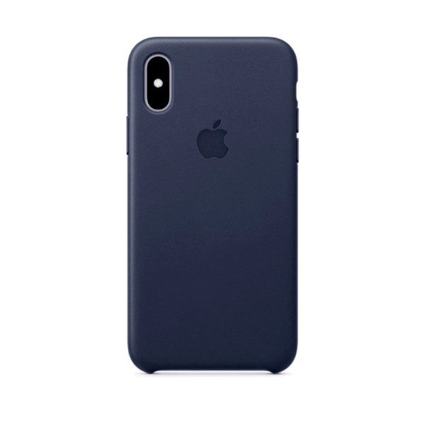 Capa Iphone XR Silicone Case Apple Azul Escuro