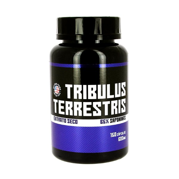 Tribulus Terrestris 600mg 150 cápsulas