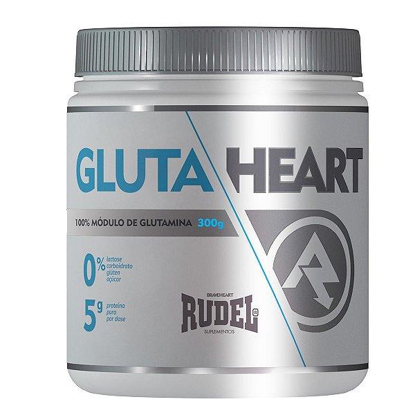 Suplemento Glutamina Gluta Heart Rudel
