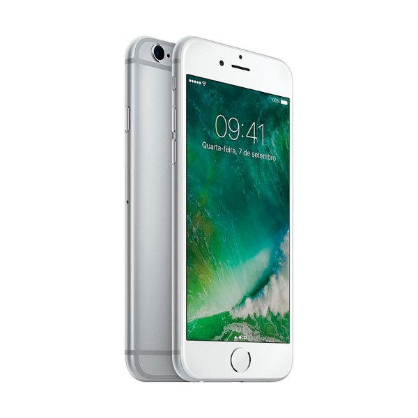 Iphone 6S Plus 16GB Prata Apple