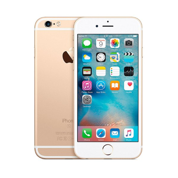 Iphone 6S Plus 64GB Dourado Apple