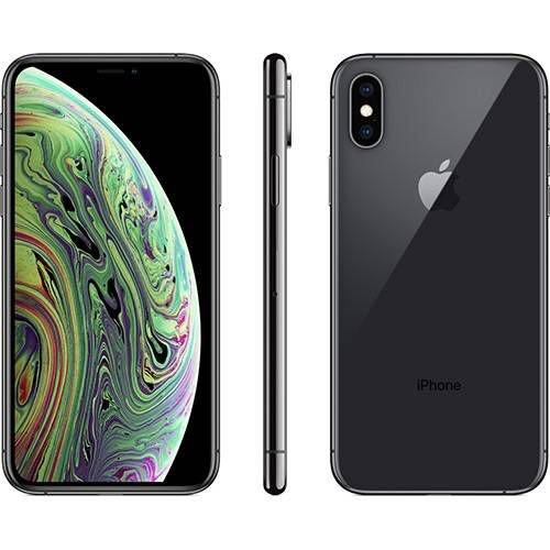 iPhone X s 64GB Cinza Espacial IOS12 4G + Wi-fi Câmera 12MP - Apple