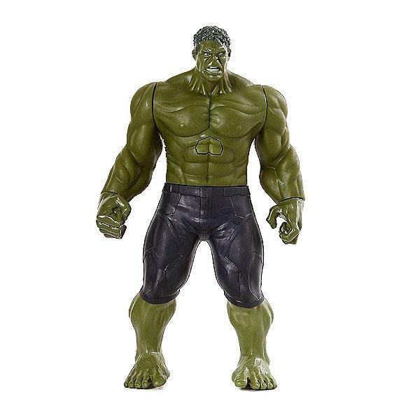 Boneco Vingadores Hulk 28cm Marvel