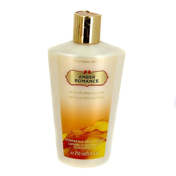 Creme Hidratante Body Lotion Victorias Secret – Amber Romance 250ml