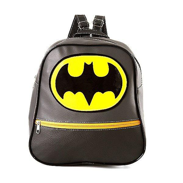 Mochila Infantil Batman de Costas Pequena