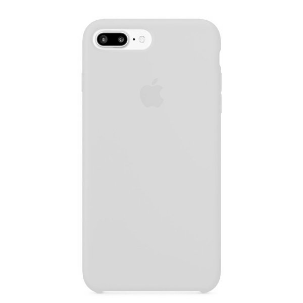 Capa Iphone 7/8 Plus Silicone Case Apple Branco