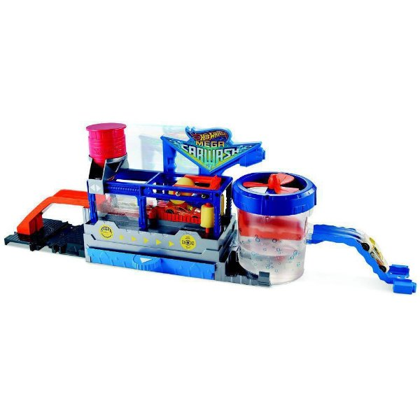 Brinquedo Mega Lava Rápido Hot Wheels - Mattel