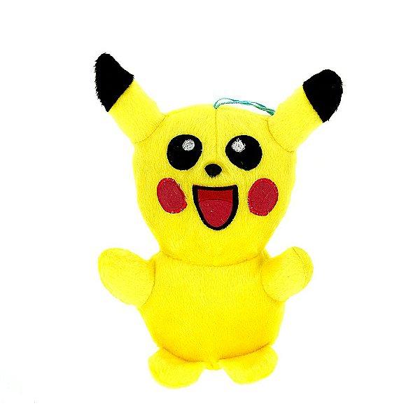 Pikachu De Pelúcia 21cm Pokemon