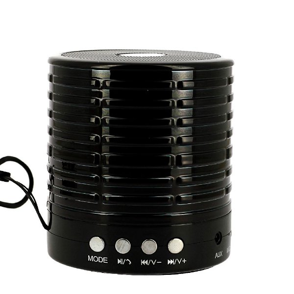 Caixa De Som Portátil Preto Bluetooth RAD-398Z - Inova