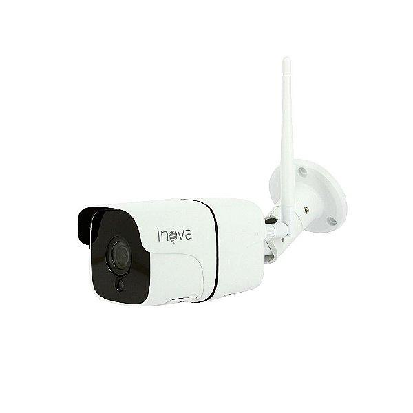 Câmera De Segurança Com Infravermelho e Leds de Alta Performance CAM-7276 - Inova
