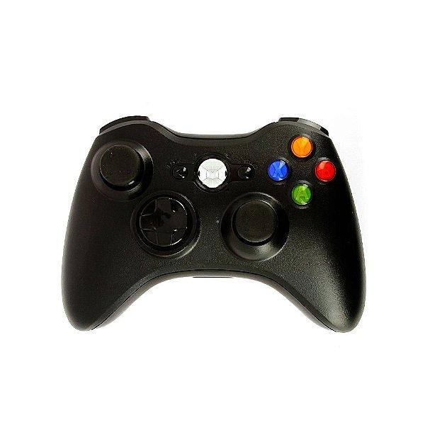 Controle De Vídeo Game Estilo Xbox 360 Sem Fio - CON-8148 - Inova