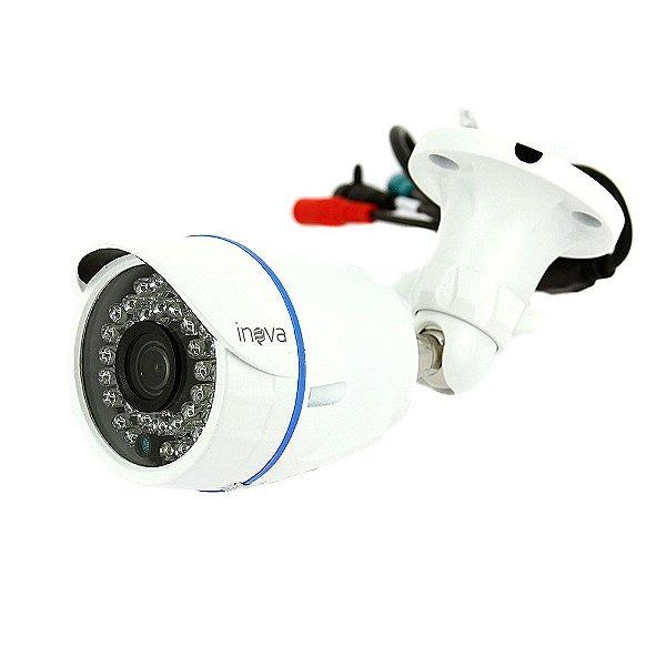Câmera De Segurança Com Infravermelho e Leds de Alta Performance 4X1 2mp CAM-7273 - Inova