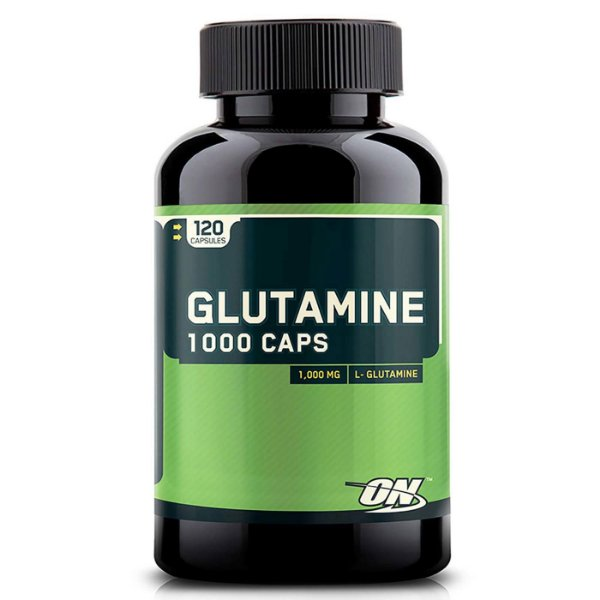 Suplemento Glutamina 1000 Mg Caps ON 120 Cápsulas