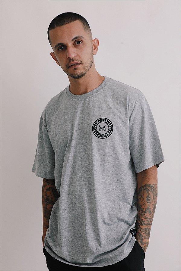 Camiseta OWL Tampa - Mescla