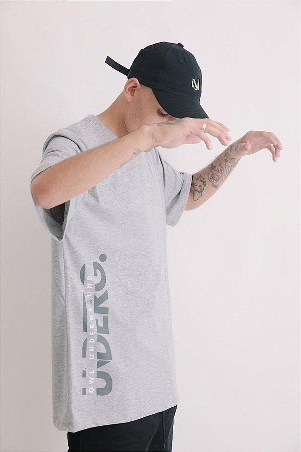 Camiseta OWL Underg Sport - Mescla