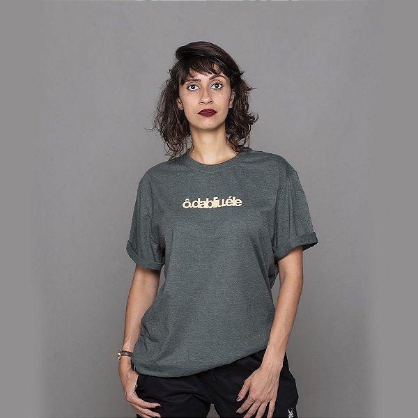 Camiseta OWL Odabliuéle Tag - Verde