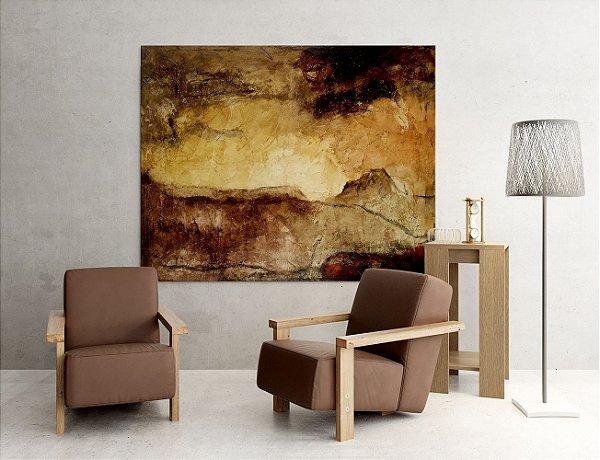 Quadro Decorativo Tela Great Storm 80 x 100 cm